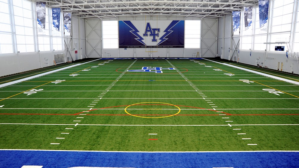 Holaday Athletic Center Facilities Air Force Academy