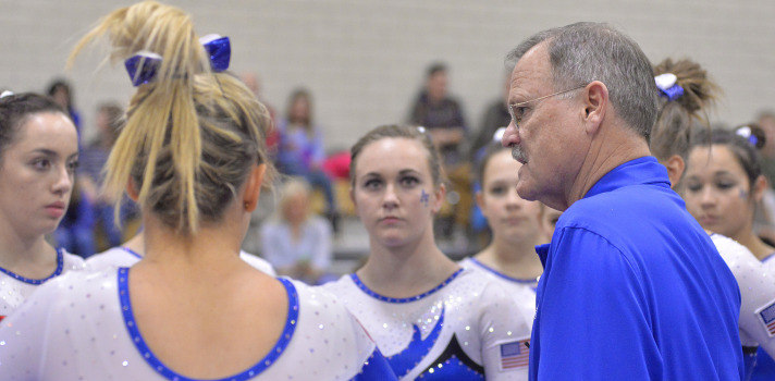 af8adfbc USAF ACADEMY, Colo. – Four home meets highlight the Air Force women's  gymnastics 2017 schedule, which was released this morning by the Academy's  athletic ...