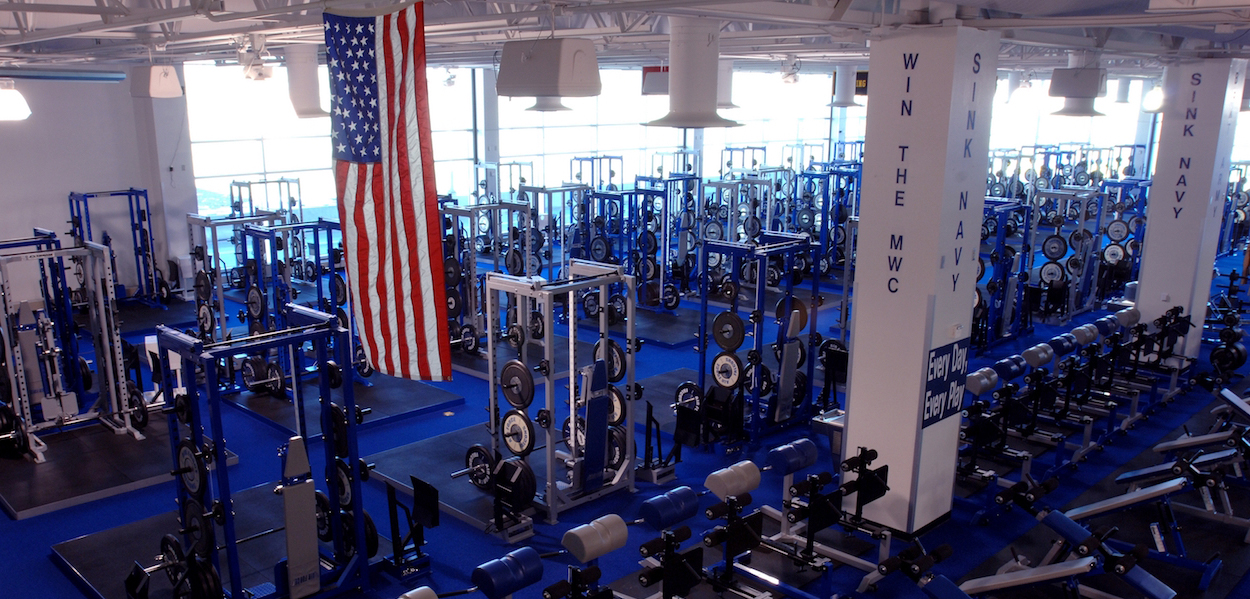 Strength & Conditioning - Air Force Academy Athletics