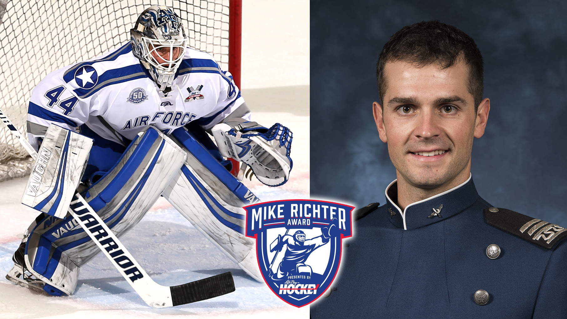 Christopoulos Named To Richter Award Watch List Air Force Academy