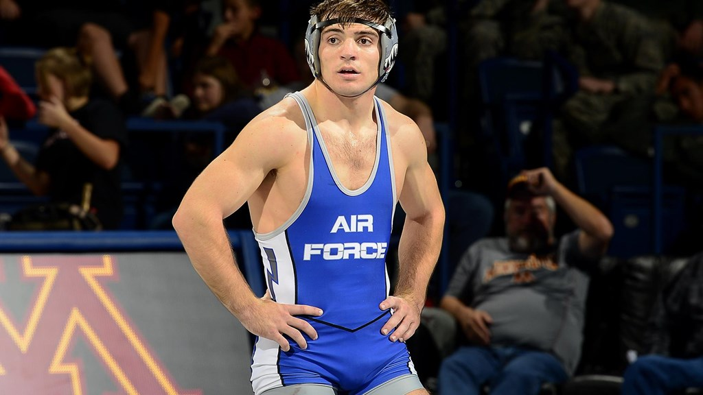 Wrestling - Air Force Academy Athletics