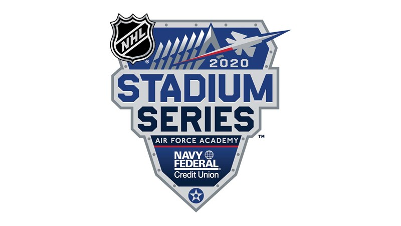 Air Force hosts NHL press conference in Falcon Stadium