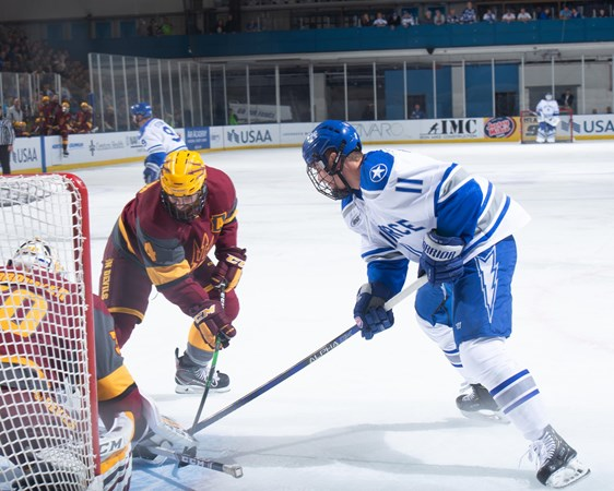 Air Force falls to Arizona State, 5-2