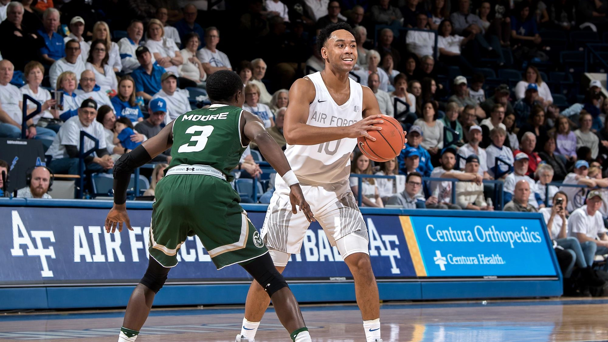 2a787f9bc443 Air Force MBB Travels to UNLV - Air Force Academy Athletics