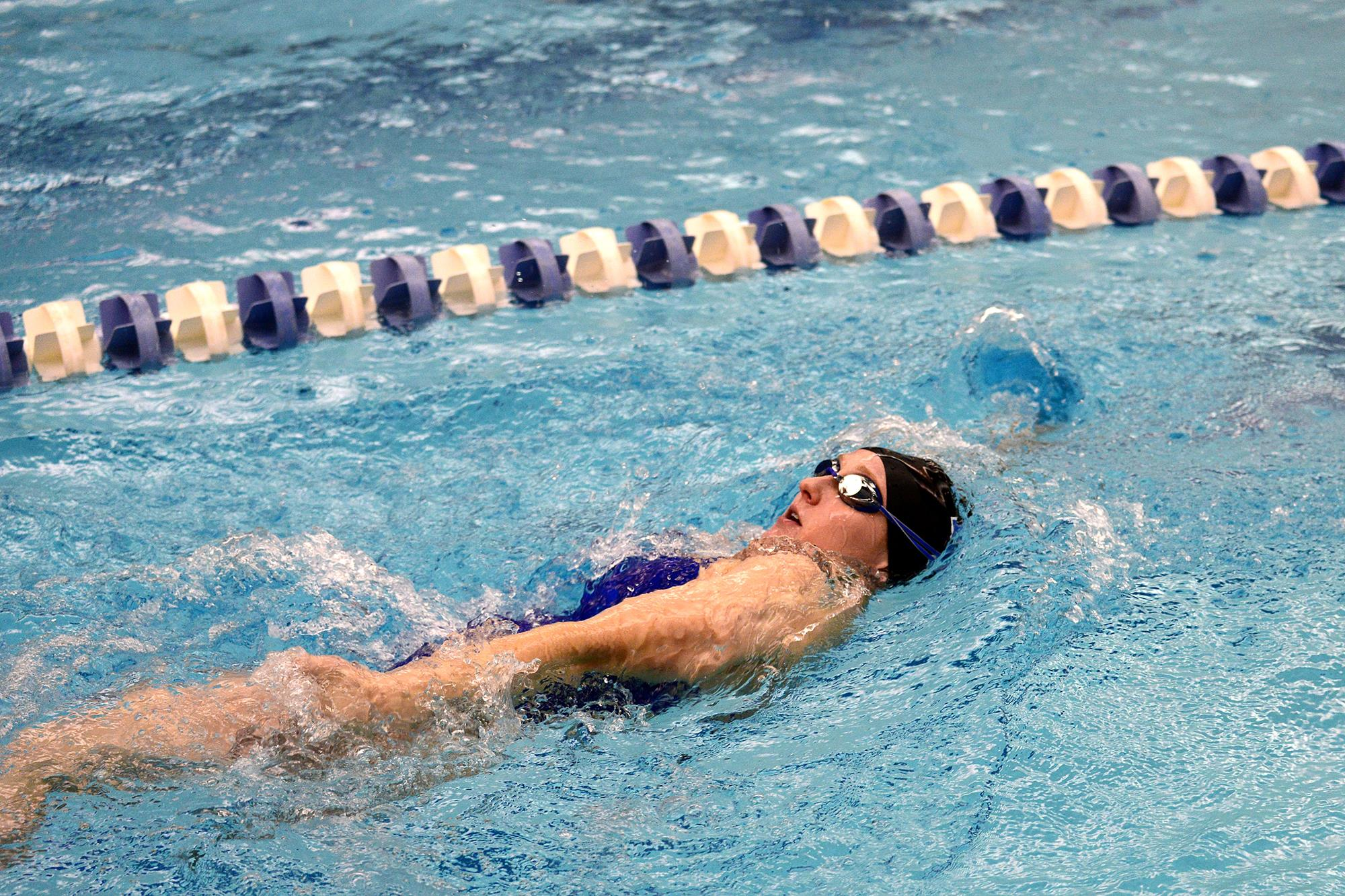 Women's Swimming and Diving - Air Force Academy Athletics