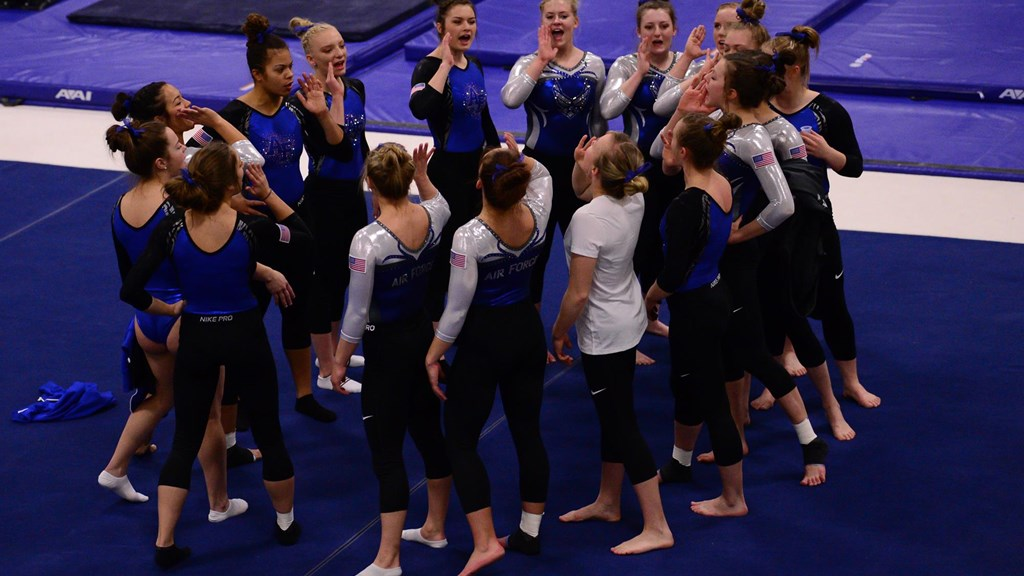 Women's Gymnastics - Air Force Academy Athletics