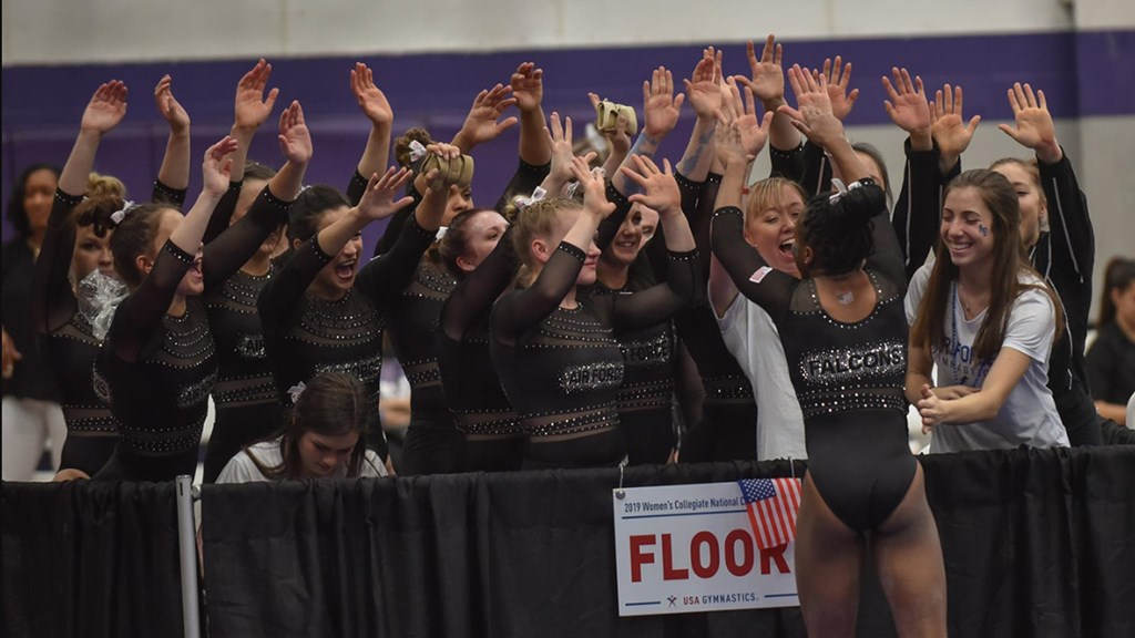 0297c50d51aa Air Force Concludes USA Gymnastics Collegiate Nationals with Five  All-Americans, Pair of National Champions