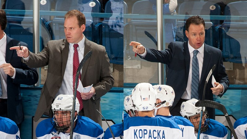 Berg and Doyle promoted to associate head coaches