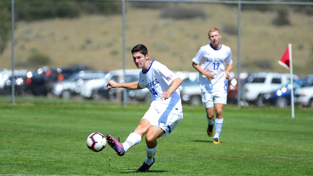 Men's Soccer - Air Force Academy Athletics
