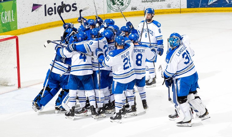 Air Force hockey welcomes 10 newcomers - Air Force Academy Athletics